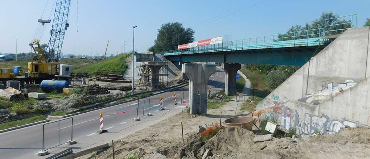 Почињу радови на реконструкцији надвожњака на Зрењанинској петљи преко Панчевачког пута