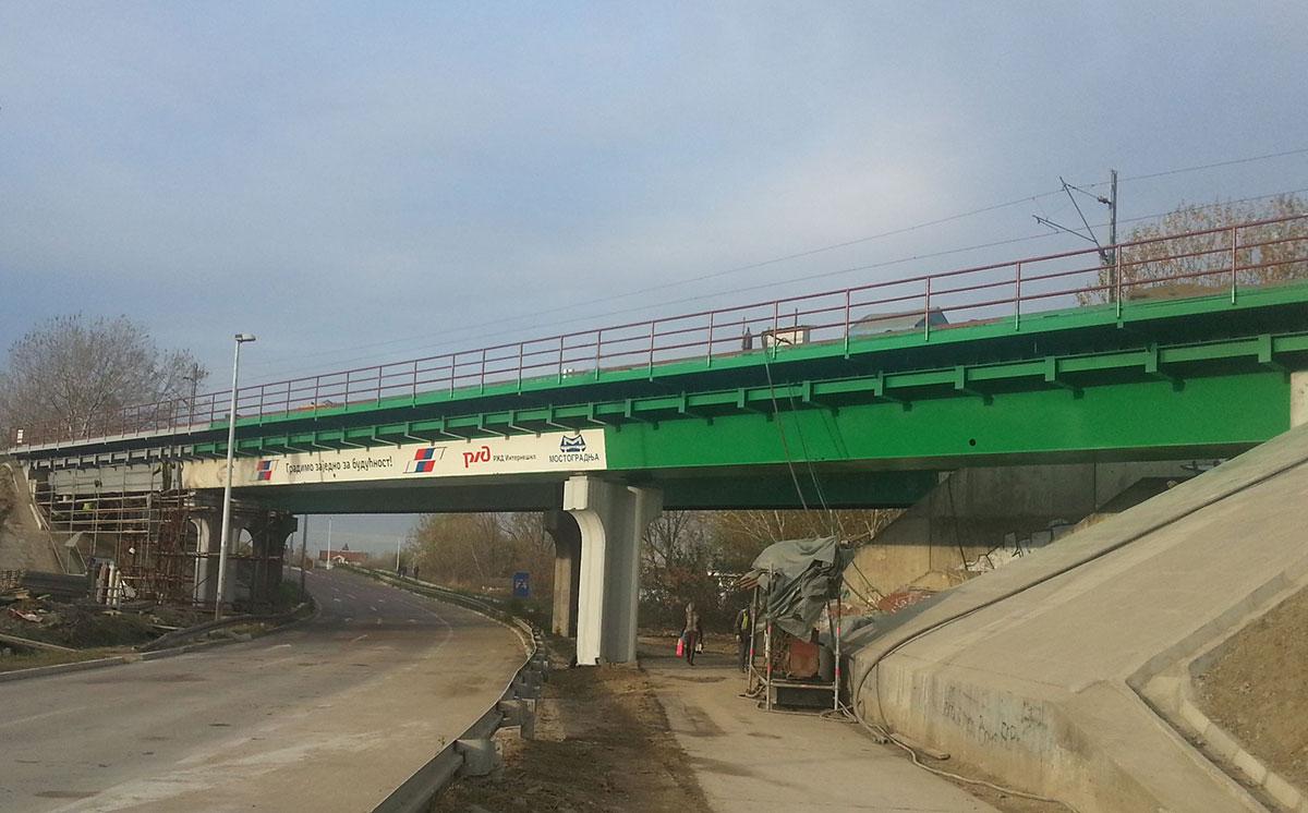 Пре рока завршени надвожњаци код Панчевачког моста - од вечерас нормализација друмског саобраћаја