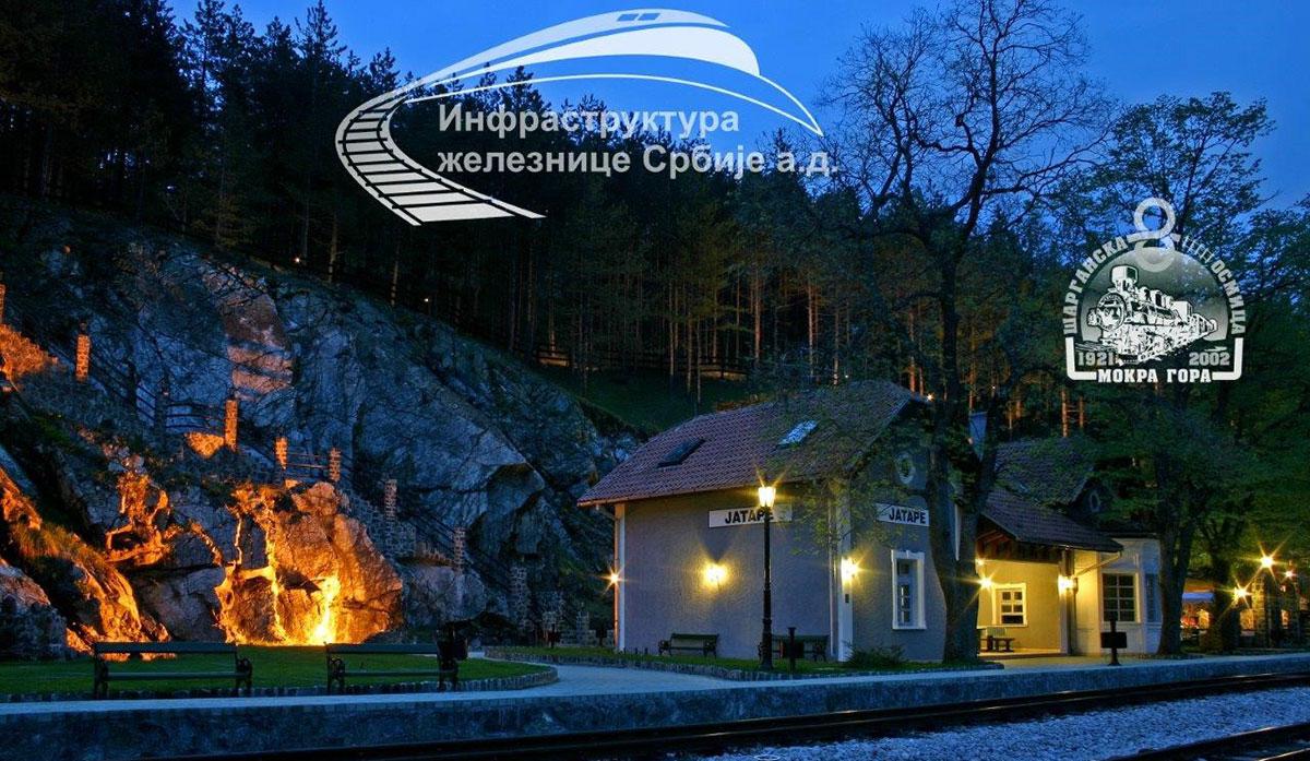 "На Мокрој Гори почиње сезона музејско - туристичког воза ""Носталгија"""