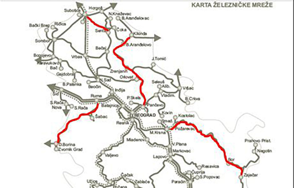 Rehabilitacija regionalnih pruga