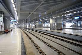 Železnička stanica Beograd Centar - Faza 1