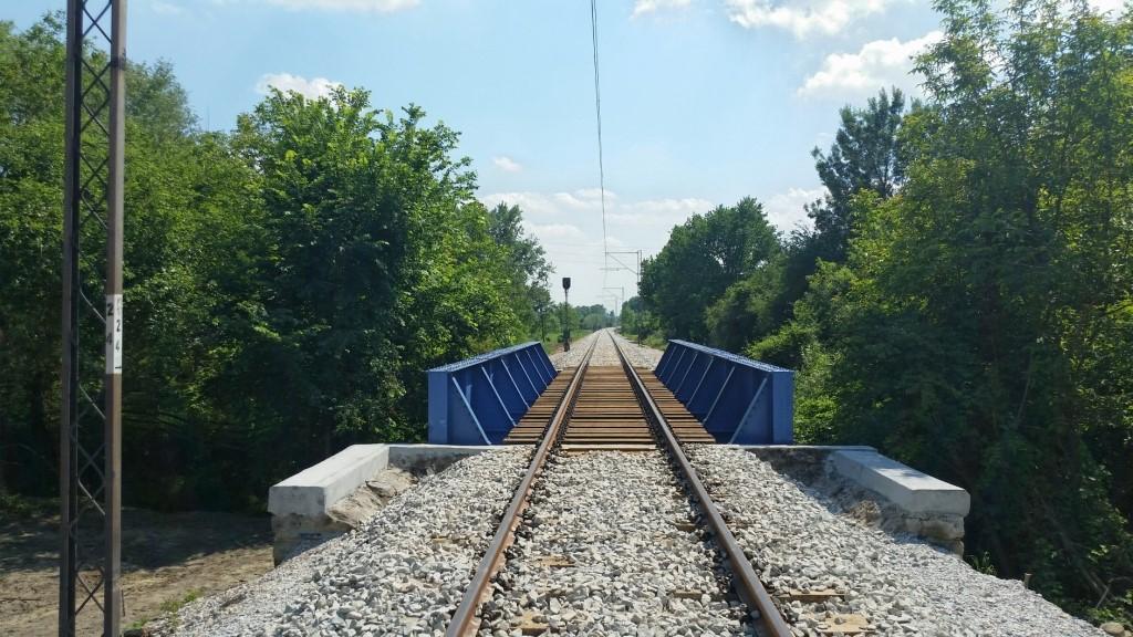 Ускоро се очекује завршетак радова на делу барске пруге између Ресника и Вреоца