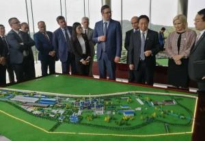 Резултати посете српске делегације Кини су највидљивији у пољу железничке инфраструктуре, где је пруга Београд-Будимпешта потцртана као важна саобраћајница Европе и Азије.