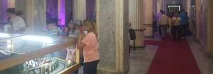 """Атмосфера са манифестације """"Ноћ музеја"""" у којој је 2016. године """"Инфраструктура железница Србије"""" а.д. по први пут отворила врата свог здања."""