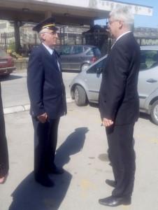 Генерални директор у обиласку станица Лесковац и Ниш, 12. април 2016. године