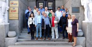 Slovačka naučno tehnička delegacija u poseti srpskim železnicama, 13. maj 2016. godine