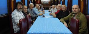 Словачка научнo техничка делегација у посети српским железницама, 13. мај 2016. године